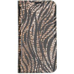 Custodia Portafoglio Design  Samsung Galaxy S10e - Animal Print