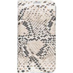 Custodia Portafoglio Design  Samsung Galaxy S10e - Snake