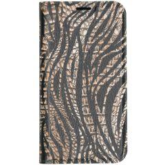 Custodia Portafoglio Design  iPhone 11 Pro - Animal Print