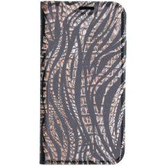 Custodia Portafoglio Design  iPhone 11 Pro Max - Animal Print