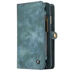 CaseMe Portafoglio 2 in 1 in Pelle de Luxe iPhone 6 / 6s - Verde