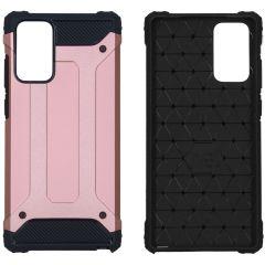iMoshion Cover Robusta Xtreme Samsung Galaxy Note 20 - Rosa