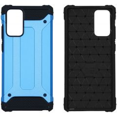 iMoshion Cover Robusta Xtreme Samsung Galaxy Note 20 - Azzurro