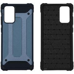 iMoshion Cover Robusta Xtreme Samsung Galaxy Note 20 - Blu scuro