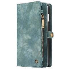 CaseMe Portafoglio 2 in 1 in Pelle de Luxe iPhone 8 Plus / 7 Plus - Verde