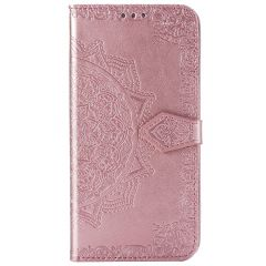 Custodia Portafoglio Mandala iPhone 11 Pro - Rosa