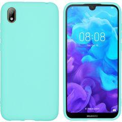iMoshion Cover Color Huawei Y5 (2019) - Verde menta