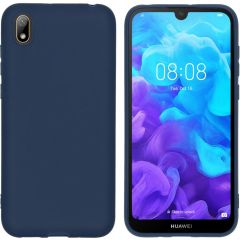 iMoshion Cover Color Huawei Y5 (2019) - Blu scuro