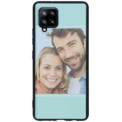 Cover Flessibile Personalizzate Samsung Galaxy A42 - Nero