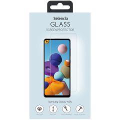 Selencia Pellicola Protettiva in Vetro Temperato Samsung Galaxy A21s