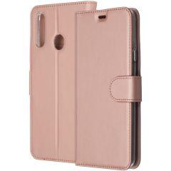 Accezz Custodia Portafoglio Flessibile Samsung Galaxy A20s - Rosa