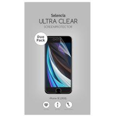 Selencia Pellicola Protettiva Duo Pack iPhone SE (2020)