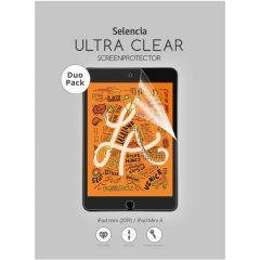 Selencia Pellicola Protettiva Ultra Trasparente Duo Pack iPad mini (2019) / iPad Mini 4