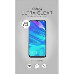 Selencia Pellicola Protettiva Ultra Trasparente Duo Pack Huawei Y5 (2019)