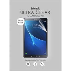 Selencia Pellicola Protettiva Ultra Trasparente Duo Pack Samsung Galaxy Tab A 10.1 (2016)