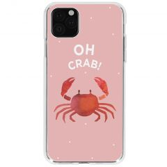 Cover Design iPhone 11 Pro - Oh Crab