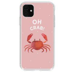 Cover Design iPhone 11 - Oh Crab