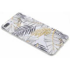 Cover Design iPhone 8 Plus / 7 Plus - Glamour Botanic