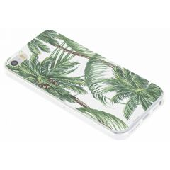Cover Design iPhone SE / 5 / 5s - Palmtrees Summer