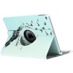 Custodia a Libro Design Girevole a 360° iPad Air 2 - Dare To Dream