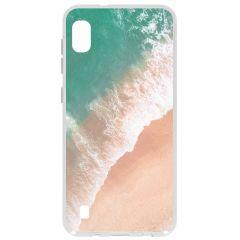 Cover Design Samsung Galaxy A10 - Beach