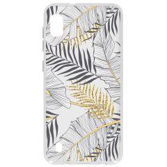 Cover Design Samsung Galaxy A10 - Glamour Botanic