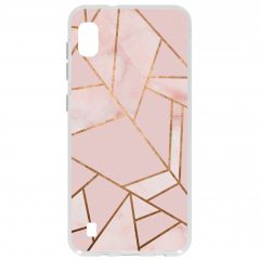 Cover Design Samsung Galaxy A10 - Pink Graphic