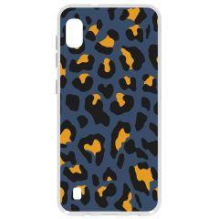 Cover Design Samsung Galaxy A10 - Leopard