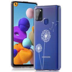 iMoshion Cover Design Samsung Galaxy A21s - Dandelion