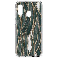 Cover Design Samsung Galaxy A20e - Wild Leaves
