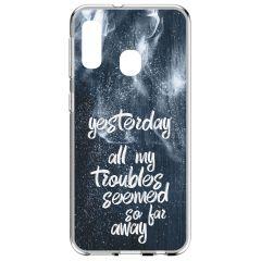 Cover Design Samsung Galaxy A20e - Yesterday
