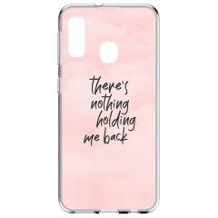 Cover Design Samsung Galaxy A20e - Nothing