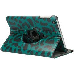 Custodia a Libro Design Girevole a 360° iPad Mini / 2 / 3 - Panther