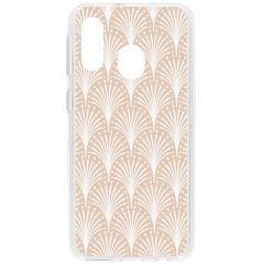 Cover Design Samsung Galaxy A40 - Sun design