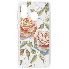 Cover Design Samsung Galaxy A40 - Roses