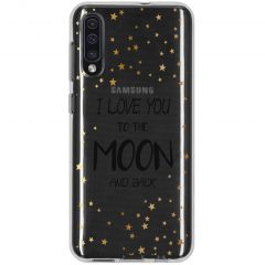 Cover Design Samsung Galaxy A50 / A30s - To The Moon
