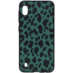 Cover Design a Colori Samsung Galaxy A10 - Panther Illustration