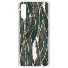 Cover Design Samsung Galaxy A70 - Wild Leaves