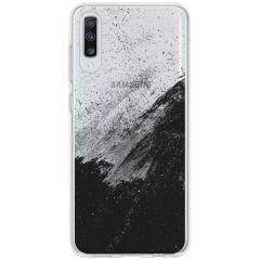 Cover Design Samsung Galaxy A70 - Splatter