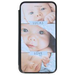 Custiodia Personalizzate (unilaterale) iPhone 12 Mini - Nero