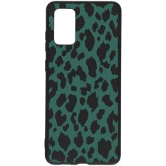 Cover Design a Colori Samsung Galaxy S20 Plus - Panther Illustration