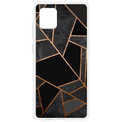 Cover Design Samsung Galaxy Note 10 Lite - Black Graphic