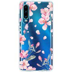 Cover Design Huawei P30 - Blossom Watercolor
