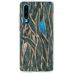 Cover Design Huawei P30 - Wild Leaves
