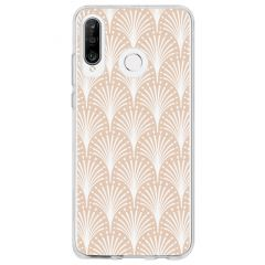 Cover Design Huawei P30 Lite - Sun design