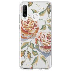 Cover Design Huawei P30 Lite - Roses
