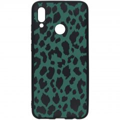 Cover Design a Colori Huawei P Smart (2019) - Panther Illustration