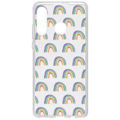 Cover Design Huawei P30 Lite - Rainbow