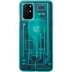OnePlus Quantum Custodia per paraurti OnePlus 8T - Cyborg Cyan