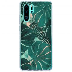Cover Design Huawei P30 Pro - Monstera